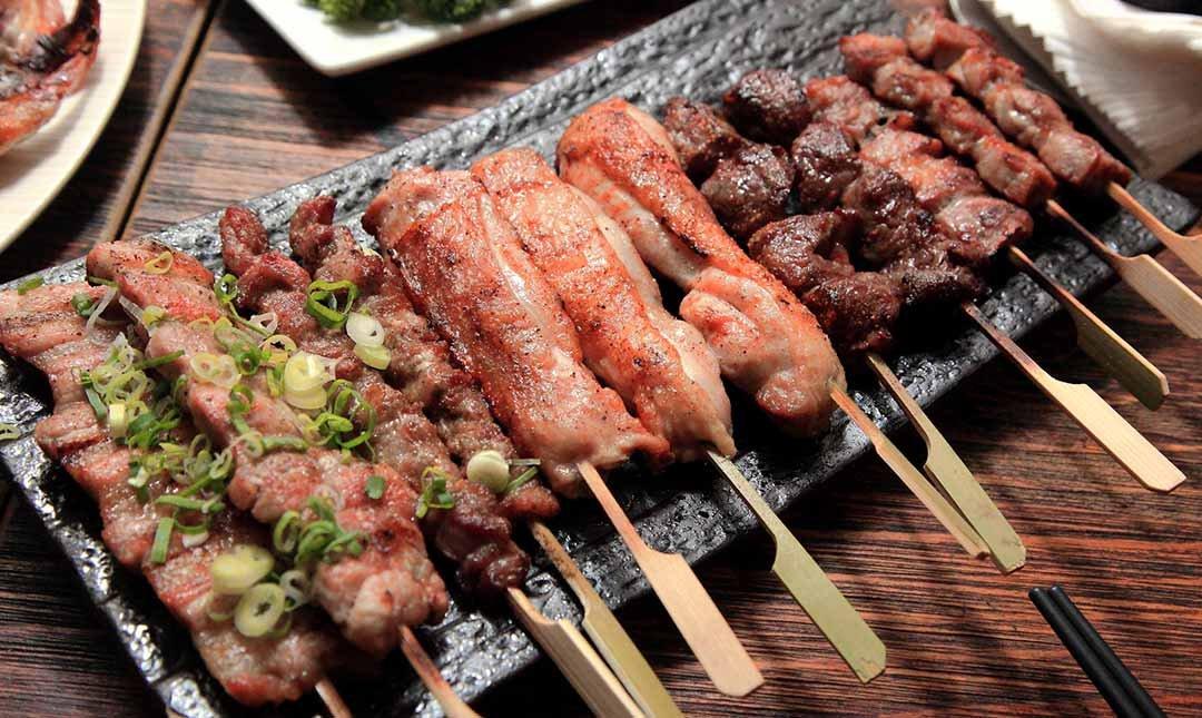 熊燒 Bar 創意餐酒館 | 南京三民站-18 串串燒 + 啤酒2瓶