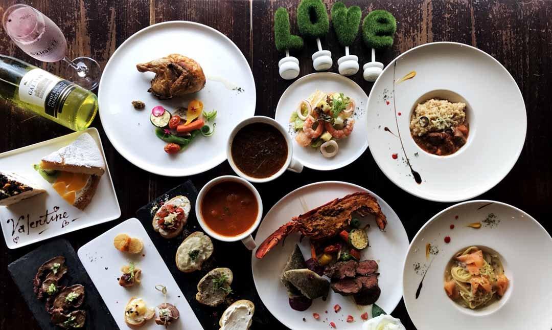 am Daily | 忠孝復興站-甜蜜歐式料理|七夕超值套餐