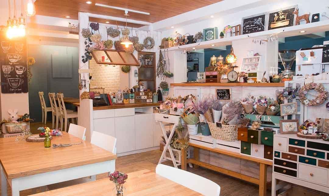 小夢境 Little Dream Cafe-繽紛水果茶