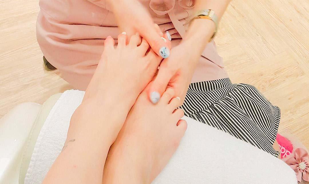 MAT nail 藝術美甲-sparitual足部深層保養