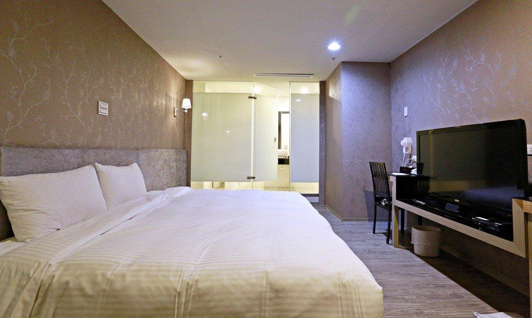 思泊客 Hotel 台北橋館-C/P值最高 : 品味精緻雙人房
