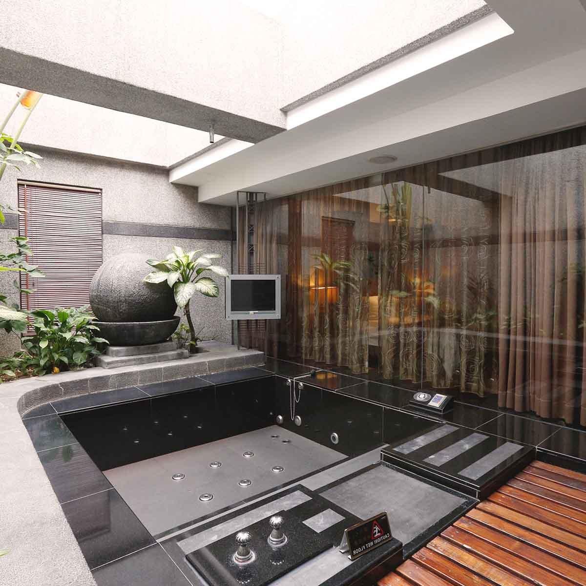 台北住宿 MOTEL推薦 #2悅池精品旅館