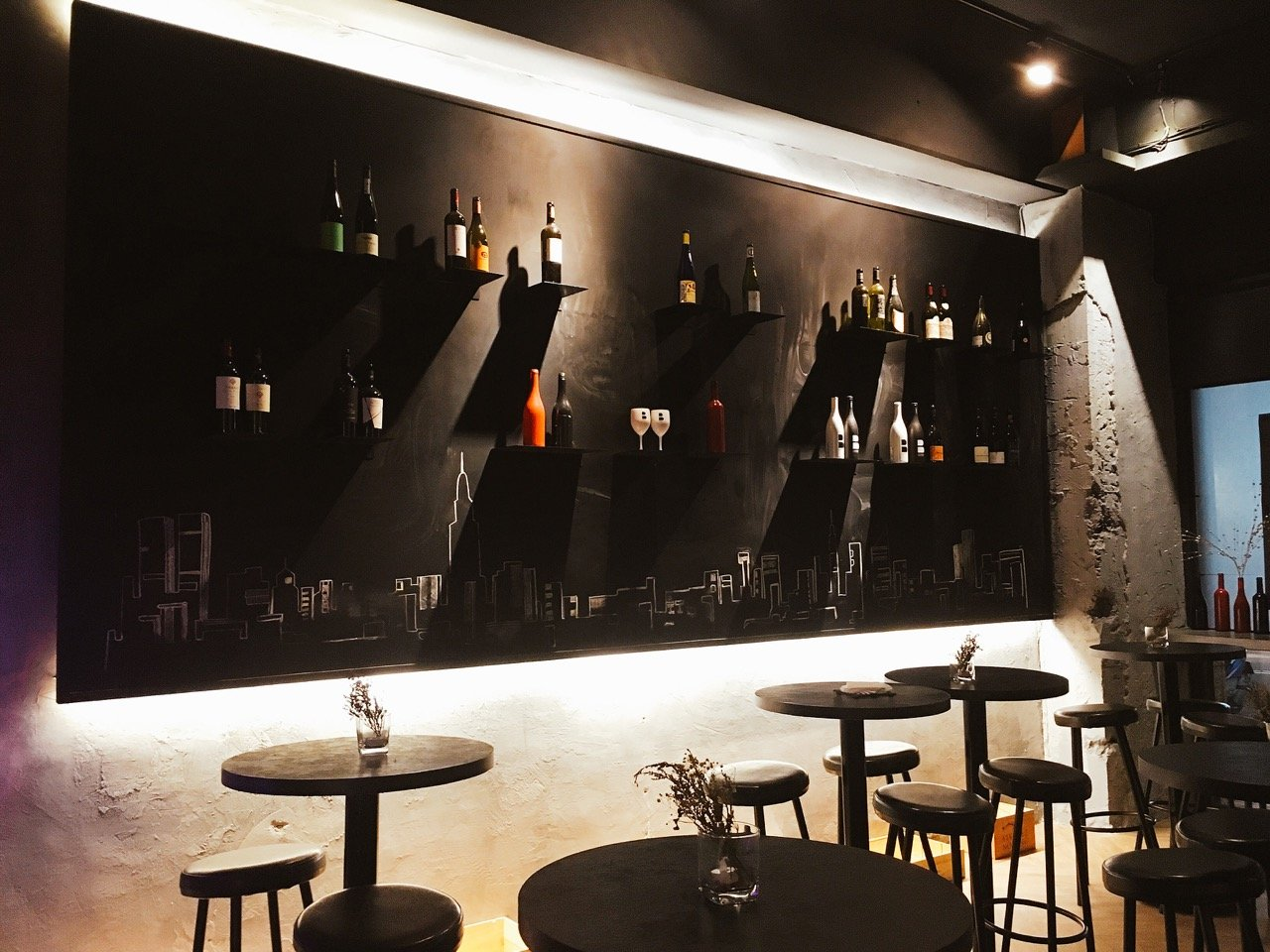 Libido Wine Gallery信義安和捷運站酒吧Taipei Bar