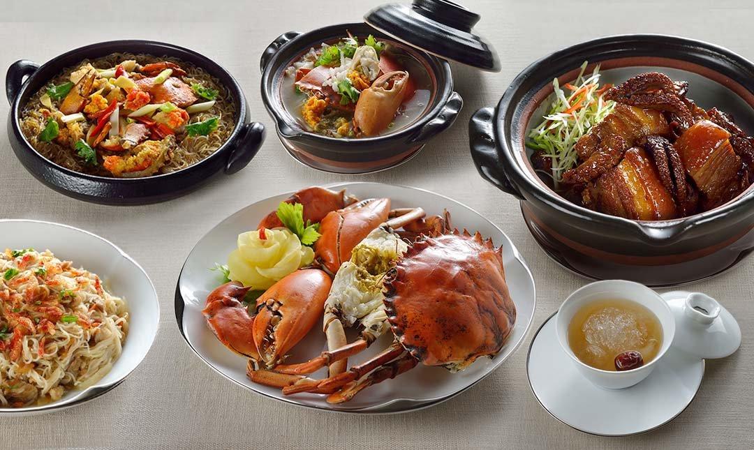 台北美福 米香 母親節 家庭聚餐